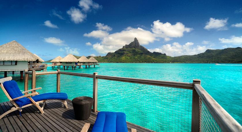 Volo Hotel Bora Bora